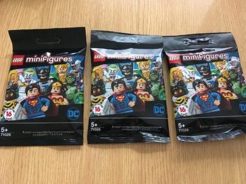 レゴ ミニフィギュア DCスーパーヒーローズ シリーズ 71026
