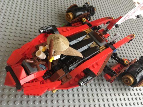 ミニ飛空艇